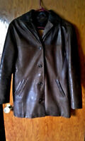 Old Hide House Genuine Leather Jacket