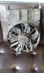 Saab Radiator Fan