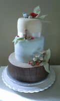 Cake Decorator with 30 + years experience