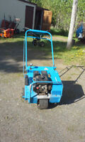 Blue bird aerator
