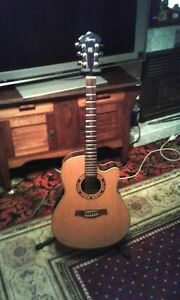 $140 Ibanez AEF Series Guitar for Sale Toowong Brisbane North West Preview