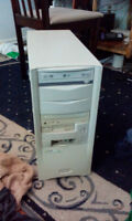 cheap old LG Desktop computer for use or parts.