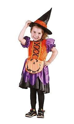 Kinderkostüm Kürbishexe Kürbis kleine Hexe Kostüm Mädchen Boland - Mädchen Kürbis Kostüm Hexe