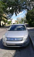 2006 Ford Fusion Berline SEL 4 cylindres 2.3l