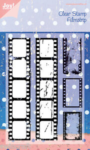 Joy-Crafts-Clear-Rubber-Stamp-Set-FILMSTRIP-6410-0077