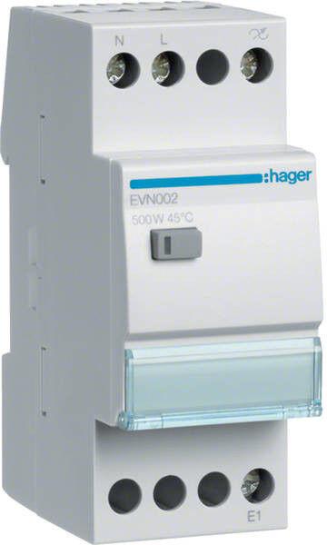 HAGER Ferndimmer 500W Universal EVN002(R70114 )