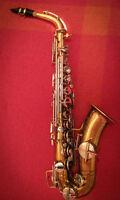 Saxophone alto  Pro  Martin handcratft vintage
