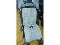 *OFFERS ACCEPTED* Maclaren Techno XLR Pushchair Brown/Sky Blue