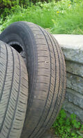 4 GoodYear Summer Tire 195/65/15 120$
