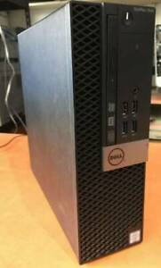 Dell Core I5 6th gen @ 2.40ghz 4gb ram 128ssd and 600gb hdd win 10