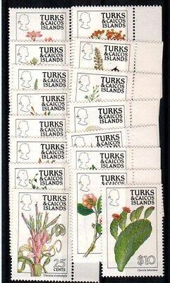 Tristan da Cunha Scott 790-805 Mint NH (Catalog Value $57.00)