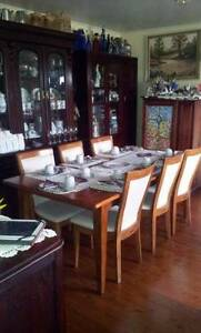 DIAMOND CREEK, BRAND,  7 pices dinning set, Kippa-ring Redcliffe Area Preview