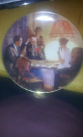 Norman Rockwell Collector Plates (3) $8 each