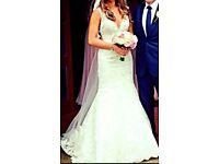 Mori Lee Elise Wedding Dress for Sale