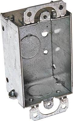 New Lot 6 Raco 400 Metal 3 Single Gang Old Work Electrical Boxes 6228373