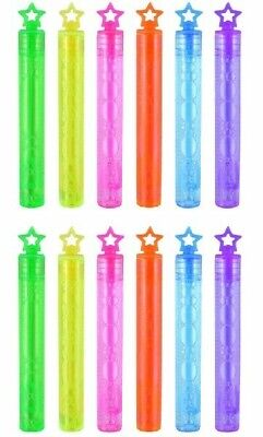 UBES CELEBRATION BUBBLES WEDDING FAVOURS PARTY LOOT FILLERS (Neon Party Favors)