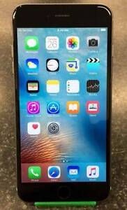 APPLE IPHONE 6 PLUS - 64GB UNLOCKED BLACK Lawnton Pine Rivers Area Preview