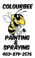 ColourBee Painting    Quality Painting Starting at $0.50sqft