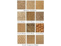 Carpet sisal ,viynl and sea greas supply and fit