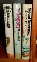 Howard Fast Novels, 3 of