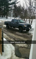 2001 extended cab Toyota Tacoma 4x4 obo or trade for car