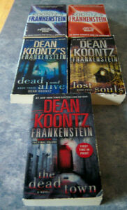PAPERBACK  DEAN KOONTZ BOOKS Kingston Kingston Area image 6
