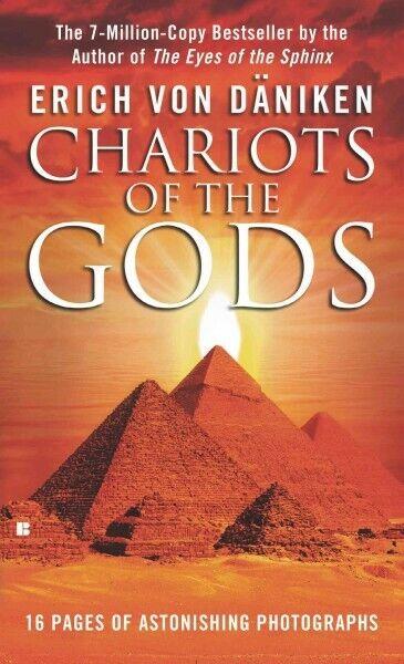Chariots of the Gods?, Paperback by Von Daniken, Erich, Brand New, Free shipp...