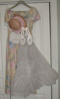 Beautiful dress, wedding, prom,party Robe de bal graduation 8/10