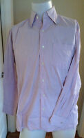 ERMENEGILDO ZEGNA Striped Button Down Dress Casual Shirt