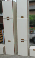 3 PIECE TOP QUALITY CUPBOARDS/DRAWERS