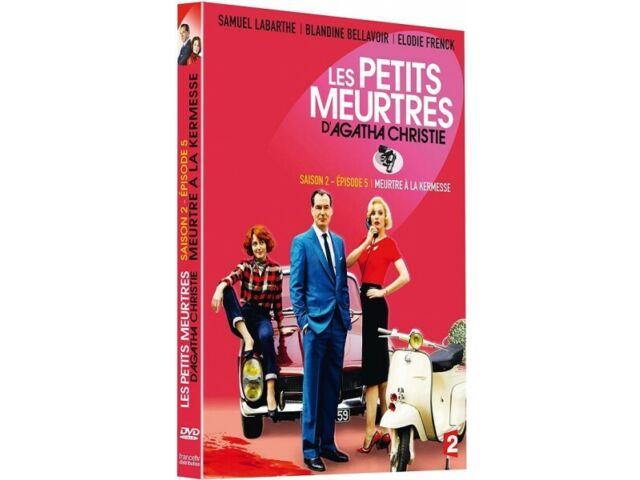 Agatha Christie Meurtre à la Kermesse DVD NEUF SOUS BLISTER