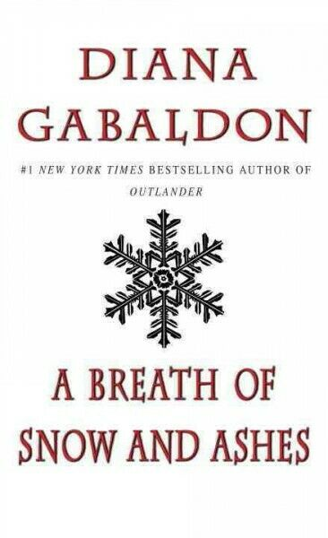 Breath of Snow and Ashes, Paperback by Gabaldon, Diana, Like New Used, Free s...