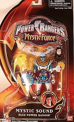 Power Rangers Mystic Force 5