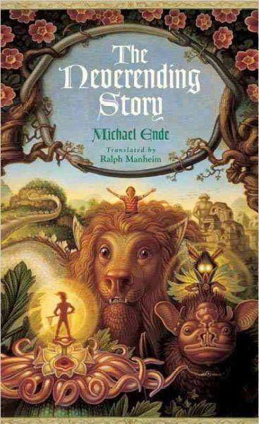 Neverending Story, Paperback By Ende, Michael; Manheim, Ralph (trn); Quadflie...