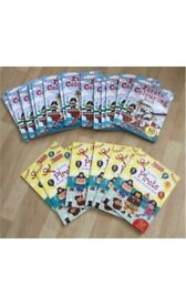 New: Children's Pirates Colouring Books & Activity Sticker Books (Ideal in party bags)