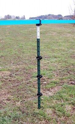 5-250 Stück T-Pfosten 152cm Pfahl Weidezaunpfahl Zaunpfahl T-Post Zaunpfosten