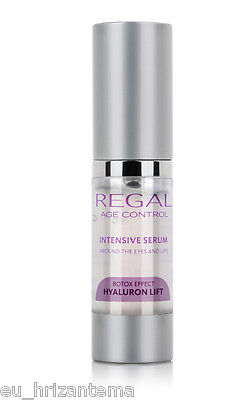 INTENSIVE EYE AND LIP SERUM AGE CONTROL HYALURON LIFT WRINKLE PRODUCTS THE