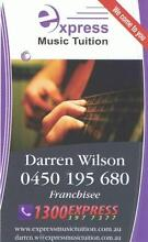 Express Music Guitar Tuition Aldinga Beach Morphett Vale Area Preview
