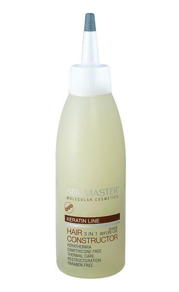 Keratin Haarglättung Behandlung Therapie krause lockige Haare 0% Parabene