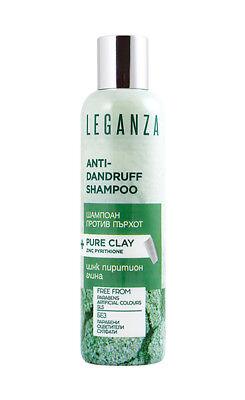 Erde Farbton (Antischuppen Shampoo Tonerde 0% Parabene Sulfat Farbstoffe Kopfhaut-Pflege Zink)