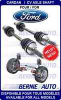 CARDANS NEUFS FORD EXPLORER EXPEDITION ECONOLINE NEW AXLES