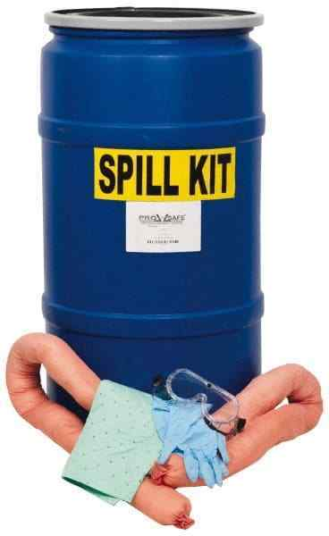 PRO-SAFE Hazardous Materials Spill Kit 30 Gal Drum
