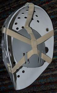 masque Bernie Parent fiberglass goalie mask replica hockey West Island Greater Montréal image 4