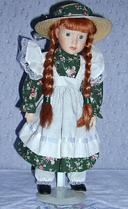 10 Dolls..Genuine Porcelain..exc Condition..fr smoke free home Cambridge Kitchener Area image 7