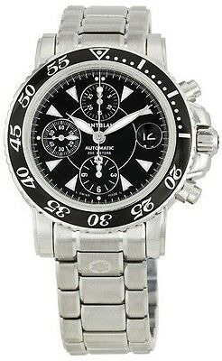 3273 | MONTBLANC SPORT | BRAND NEW XXL 41.5MM AUTOMATIC CHRONOGRAPH MEN'S WATCH