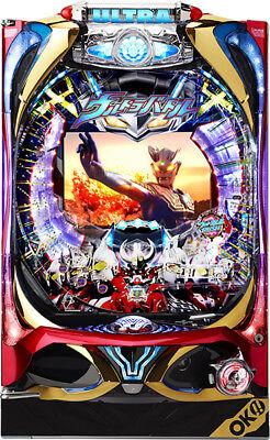 Ultraman Ultra Battle Pachinko Machine Japanese Slot Balls Fever Automatic MINT