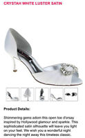 Beautiful White Wedding Shoes For Sale