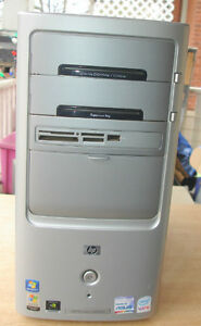HP INTEL DUAL CORE 1.86GHZ REFURBISHED COMPUTER WINDOWS 7 HDMI