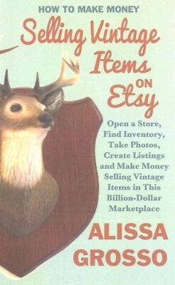 How to Make Money Selling Vintage Items on Etsy : Open a Store, Find Inventor... - Find Adult Store