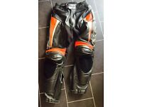 Motorbike Leather Trousers & Jacket